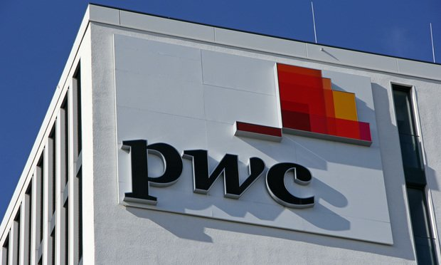 PriceWaterhouse Coopers sign