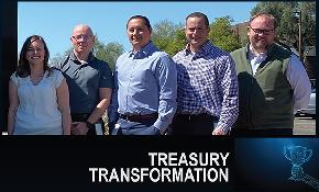 Treasury Transformed to Support Global Growth