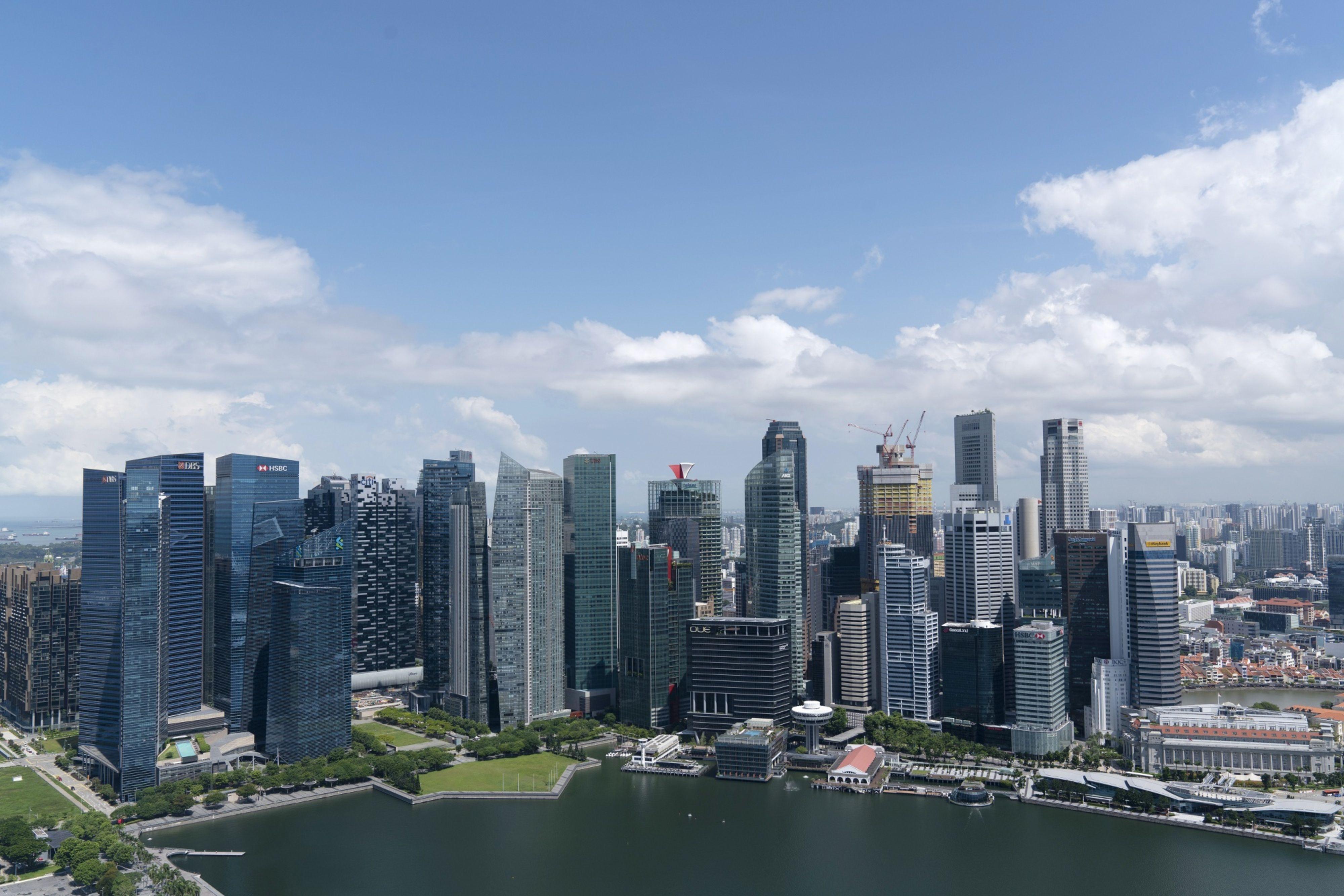 Stock photo: Singapore