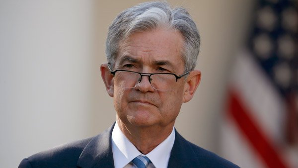 Photo: Jerome Powell, Federal Reserve Chair