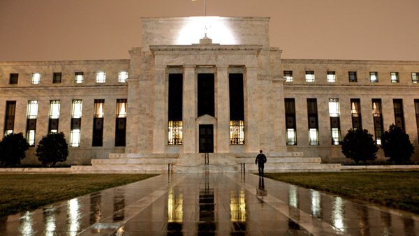 The Federal Reserve Building (Credit: AP)