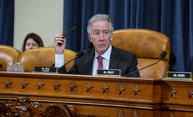 House Ways and Means Chairman Richard Neal, D-Mass.
