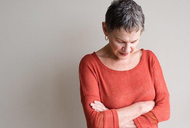 Stock photo: Woman in retirement