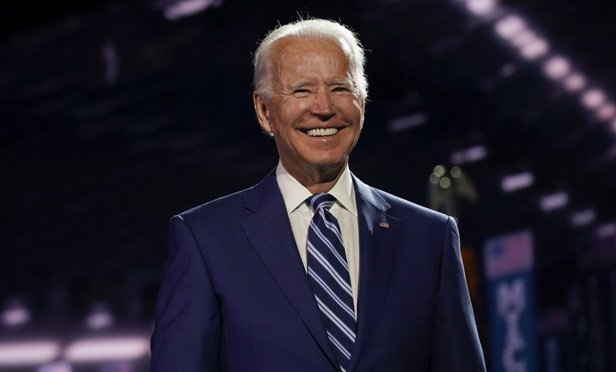 Former Vice President Joe Biden. (Photo: Bloomberg)