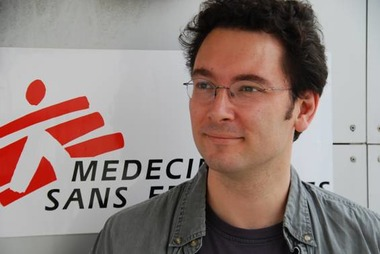 Remi Obert of Doctors Without Borders