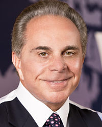 Joe Plumeri, Chairman and CEO of Willis