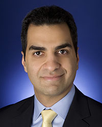 Shahrokh Moinian of Deutsche Bank