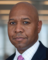 Ather Williams, III, Bank of America Merrill Lynch