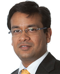 Anupam Sinha of Citi Treasury and Trade Solutions