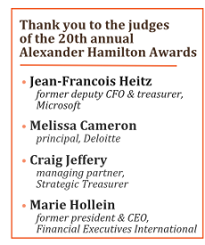 Thank you to our judges: Jean-Francois Heitz, Melissa Cameron, Craig Jeffery, & Marie Hollein