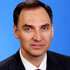 James von Moltke, treasurer, Citigroup
